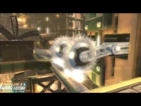 Ratchet Crack in time (Ps3)   FR   4K   Let's Play   # 04/17 Decharge de Monoloth   Walkthrough