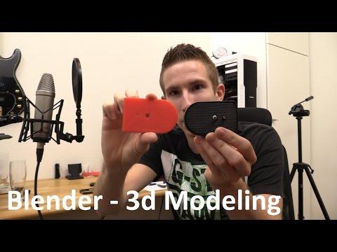 how to make a sausage on blender 3d model