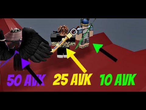 AVK 2 Be  A Parkour Ninja