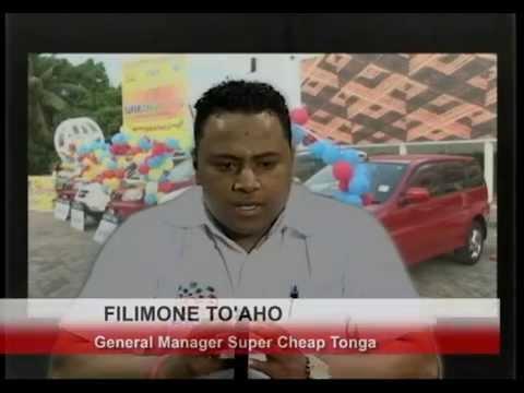 Super-Cheap Tonga : Live Panel on 1st Corporate Raffle in Tonga! Part 1
