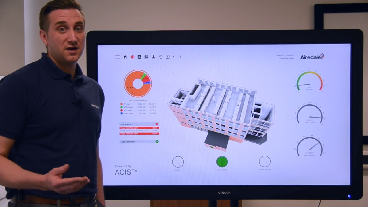 hight resolution of acis building management system bms demo with jon martinez