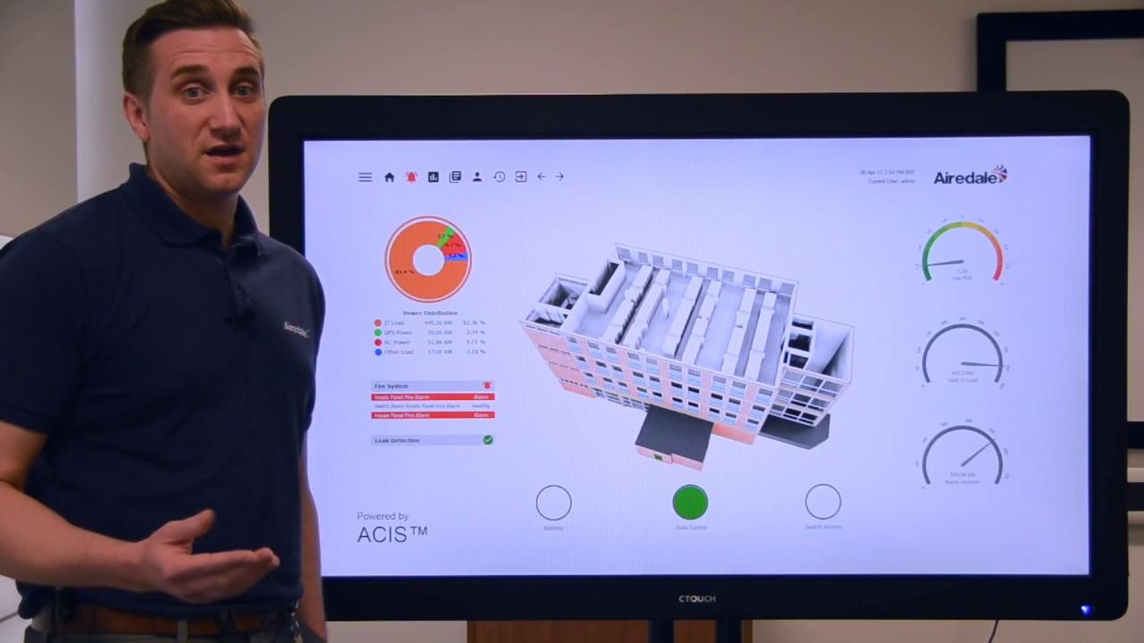 acis building management system bms demo with jon martinez [ 1280 x 720 Pixel ]