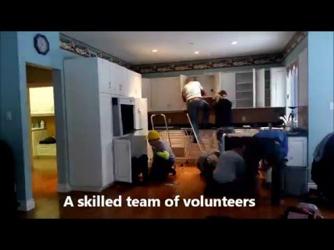 Habitat for Humanity - Salvage Crew