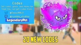 | Bubble Gum Simulator | 20 New Codes 2019 | Free Legendary Pet
