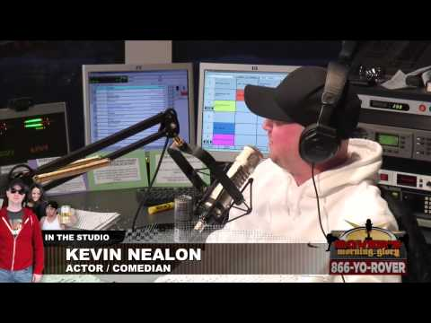 Kevin Nealon - Full Interview - Rover's Morning Glory