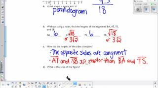 8th Grade Math: Test 1 Review Video