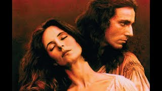 """THE LAST OF THE MOHICANS ""Daniel Day-Lewis & Madeleine Stowe"