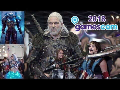 GAMESCOM 2018 COLOGNE KÖLN | PROMO-VIDEO TVGC