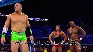 WWE Wal3ooha: لقاء خاص مع نجم سماكداون موجو راولي