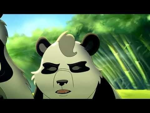 Смотреть☻Лучший Мультфильм 2019 года ! Панда детский мультик !