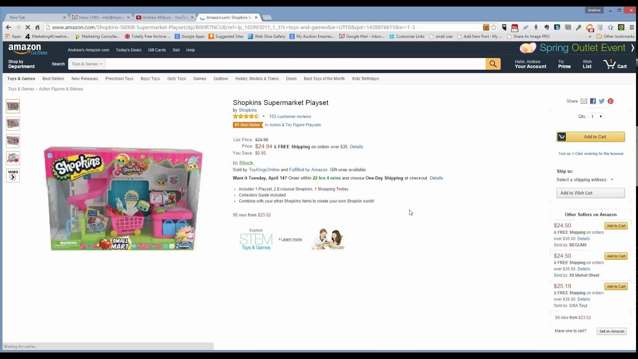 how to find the fba price on items on amazon youtube. Black Bedroom Furniture Sets. Home Design Ideas