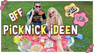 GIRLS DAY ! BFF PICKNICK IDEEN gegen Langeweile  | MaVie Noelle Family