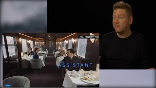 Branagh: As many takes as it takes