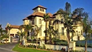 International Luxury Lifestyle Dream Board