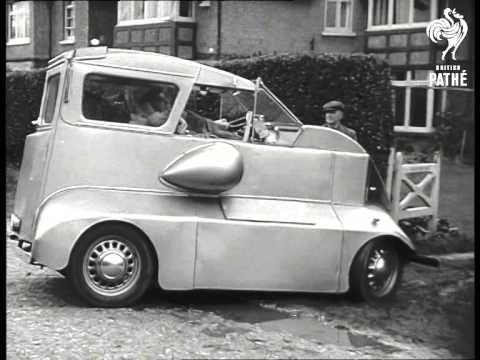 Invalid Carriage 1952 Youtube