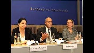 Boehringer Vorstellung Bundeshaushalt  2019 vor der Bundespressekonferenz | AfD 9.11.2018