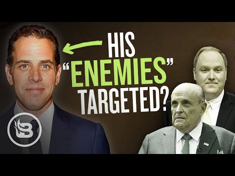 Are Feds Targeting Rudy Giuliani & John Solomon for EXPOSING Hunter Biden? | The Glenn Beck Prog