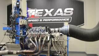 Texas Speed Stage 1 LS3 225/236 Camshaft