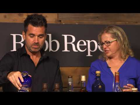 Tasting the Year's Best Spirits with Robb Report