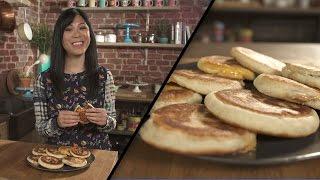 Korean Hotteok (pancakes with sweet filling) | Dzung Duong