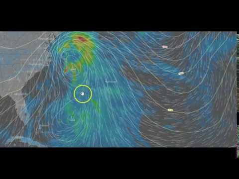 Another Tropical Storm Probably By Tomm   Monday Nov 6 2017