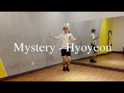 Mystery - Hyoyeon (Dance Cover) by Bin Ga from Vietnam