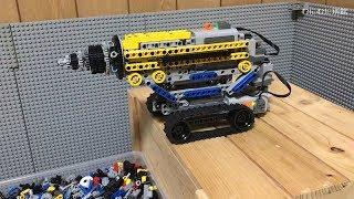 レゴで地中にもぐるマシンを作れるか? thumbnail