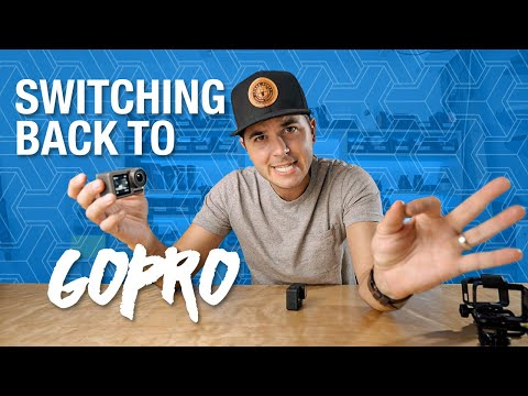 Switching BACK to GOPRO - DJI Osmo Action ONE MONTH LATER