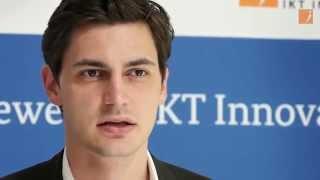 """Interview: payever, Hauptpreis """"Gründerwettbewerb - IKT Innovativ"""""""
