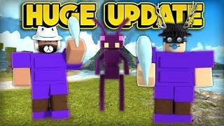 RIESIGES UPDATE! (ROBLOX Booga Booga)