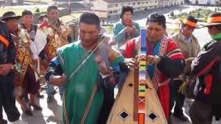 fiesta patronal de vilcashuaman ayacucho toril 2013 parte 3