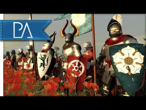 Battle in Byzantine Territory! Medieval Showdown - Medieval Kingdoms Total War 1212AD Mod Gameplay