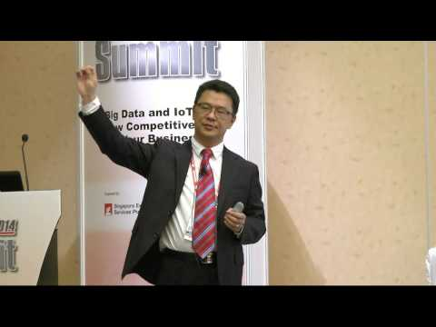 Clarence Luo -  Turning Big Data Into Great Customer Experience