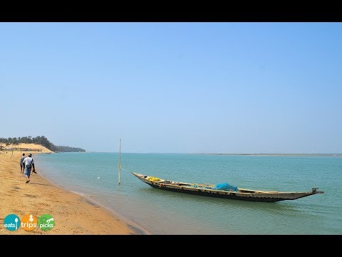 Hidden Island of Odisha | Trip to NO NAME Island in Chilika