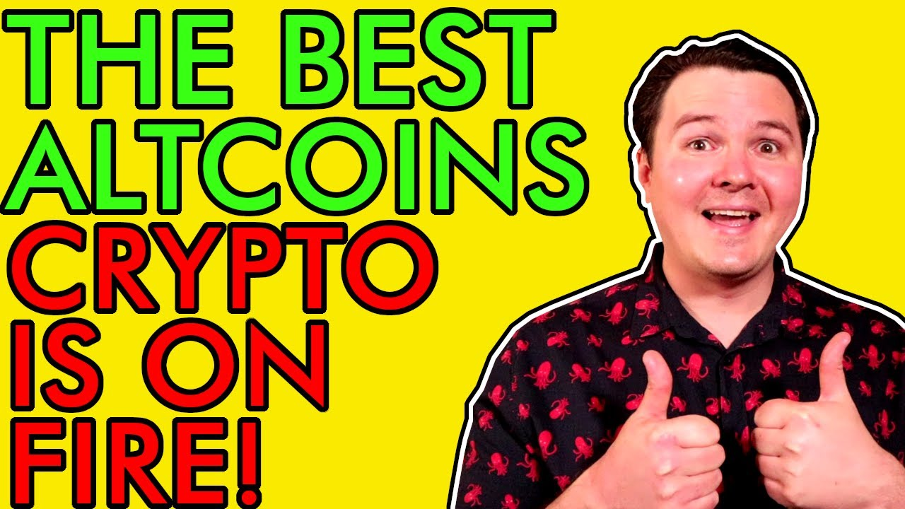 WOW! CRYPTO EXPLODING RIGHT NOW! BEST ALTCOINS TO BUY & TRADE [This Is When The BIG Money is Made]