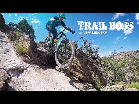 This trail is amazing!!  Free Lunch in Grand Junction Colorado