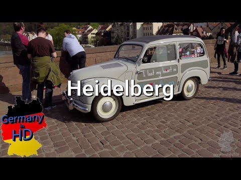 Heidelberg in 4k [germanyinhd.de]