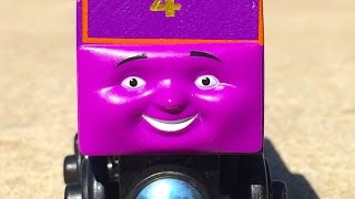 New 2015 Culdee Limited Release Thomas Wooden Railway Toy Train Review By Mattel Fisher Price