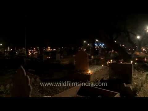 Night of Shab-e-baraat - Delhi