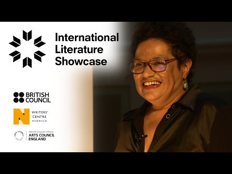 Jackie Kay at Manchester Literature Festival
