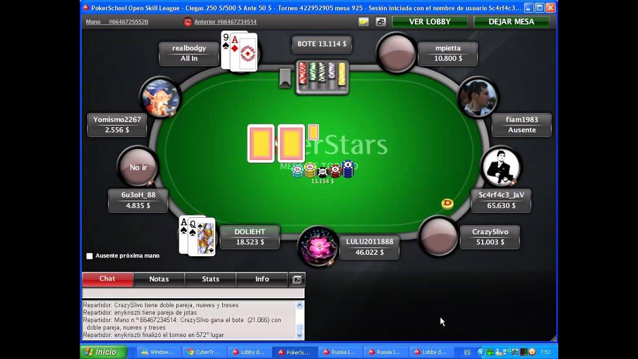 Pokerschool