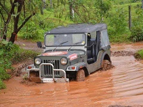Mahindra Commander My Favourite Jeep