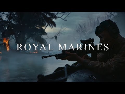 ROYAL MARINES COMMANDO | IT'S A STATE OF MIND