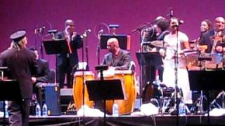 Juan de Marcos & Afro-Cuban All Stars, 4-9-09, Video 1