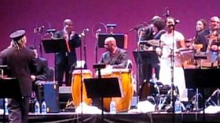 Juan de Marcos & Afro-Cuban All Stars, 4-9-09, Video 1
