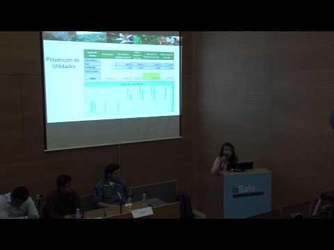 Presentación del Proyecto Utopía La Salle campus Barcelona 12 de mayo de 2015