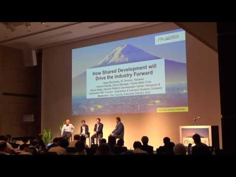 Panel: How Shared Development Will Drive the Industry Forward