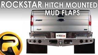 Video How To Install Rockstar Hitch Mounted Mud Flaps download MP3, 3GP, MP4, WEBM, AVI, FLV Juli 2018