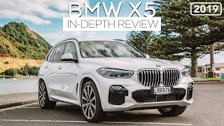BMW X5 2020 IN-DEPTH REVIEW ///  BMW X5 xDrive30d (G05) SUV [NEW ZEALAND]