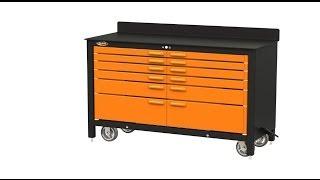 Swivel Pro 60 Workbench - Swivel Storage Solutions